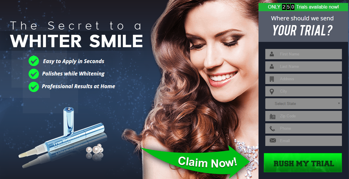 True-Brilliance-Teeth-Whitening-system-review